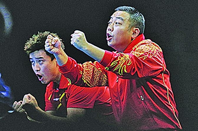 劉國樑卸乒球總教練 孔令輝賭債正被查