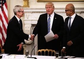 特朗普:有辦法對付北韓