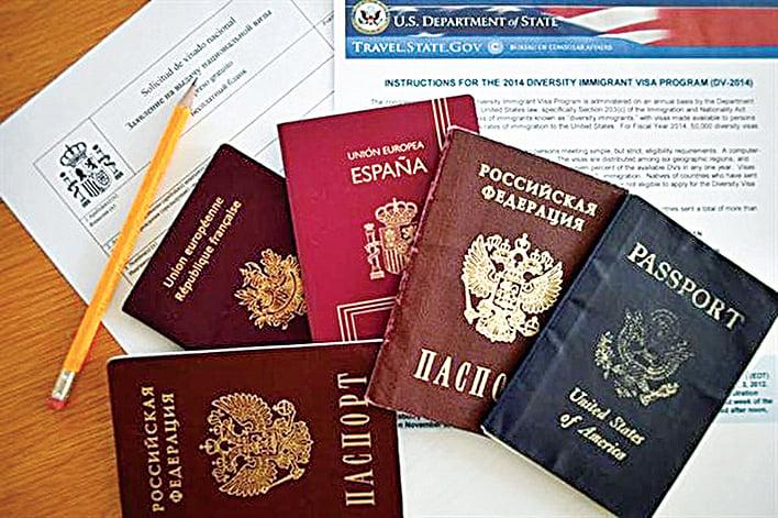 中共官員擁有多個不同身份護照,早已不是秘密。(Getty Images)
