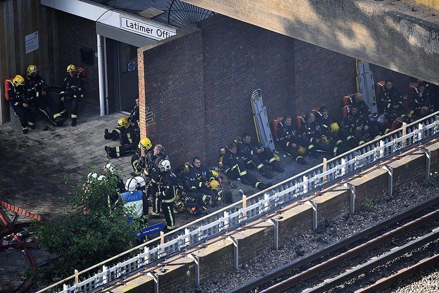 【倫敦大火】最讓消防員心痛的抉擇