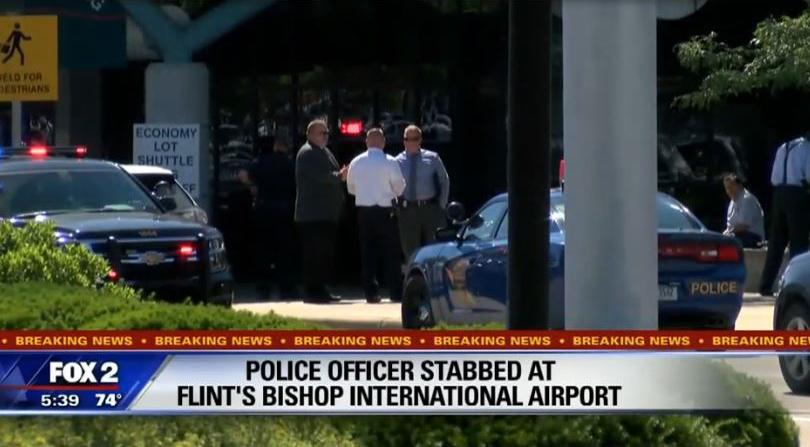 加拿大男子在美機場襲警 FBI作為恐襲調查