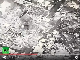 IS炸毀自家發源地大清真寺 伊拉克:IS認輸