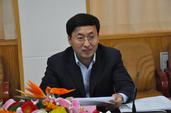 濟南前副市長王新文被逮捕
