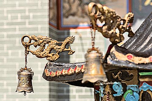 東方龍的外型整體上呈現非常的慈祥和莊嚴。而「龍」的紋飾滲透了中國社會文化的各個領域、各個方面。(fotolia)