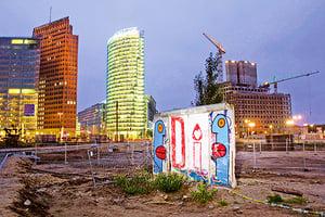 老東老西的柏林