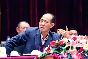 前福建首富被查疑涉賈慶林