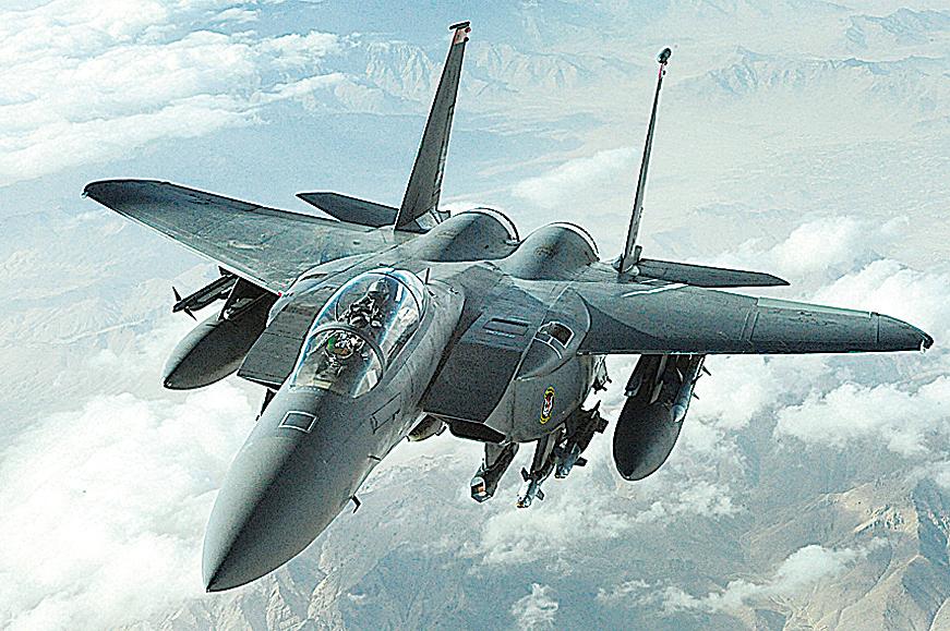 美國實力太強?戰機空戰幾乎「銷聲匿跡」
