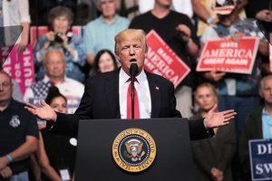 特朗普:白宮推減稅 美史上最大措施之一