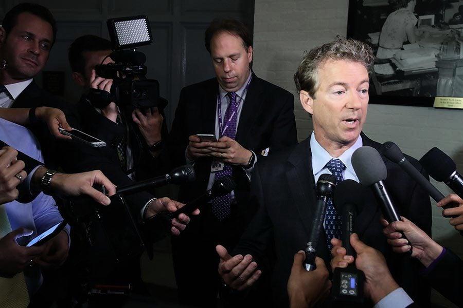 美參院健保法大砍補助 四議員仍嫌廢奧不徹底