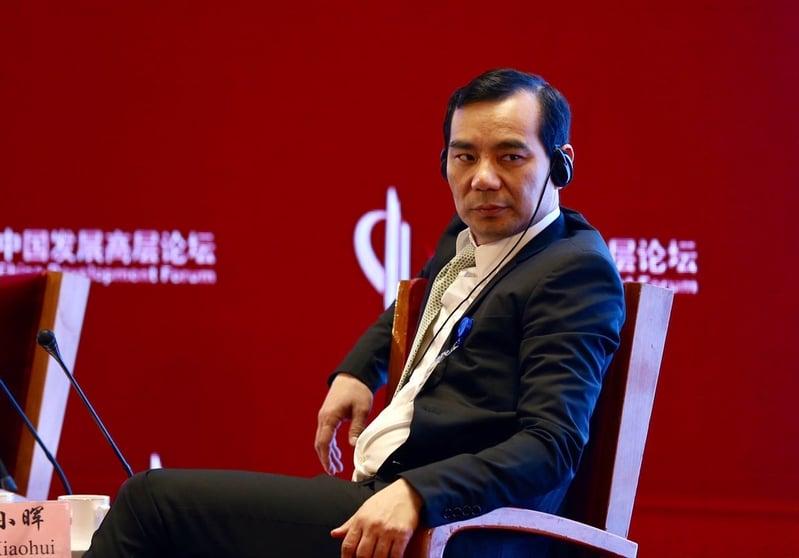 3月28日,安邦保險集團前董事長吳小暉案在上海市第一中級法院開庭審理,該案將擇期宣判。(資料圖片)