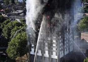 倫敦大火肇事者是它 該品牌商家讓用戶檢查