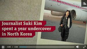 每秒都在擔驚受怕 女作家臥底北韓揭秘真相
