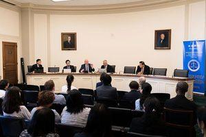 制止中共強摘研討會美國會舉行 政要發聲