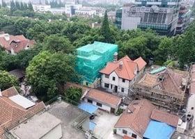 滬歷史建築遭拆 業主被罰三千萬 十人被問責