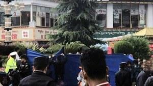 歐盟代表訪拉薩 藏人喊「西藏要自由」後自刎
