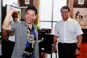 遭人大師生強烈反對 司馬南成最短命教授