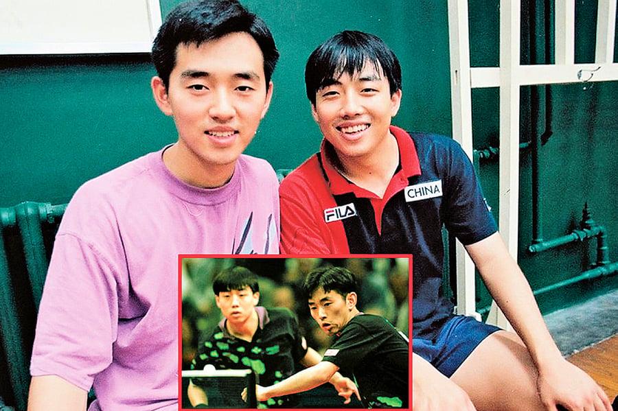 國乒隊劉國梁卸任總教練  孔令輝將被「嚴肅處理」