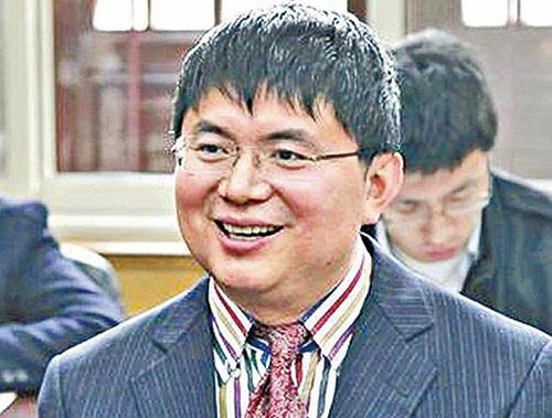 明天系掌門人肖建華年初被帶走調查,預示北京在金融領域的反腐動作升級。(大紀元資料圖片)
