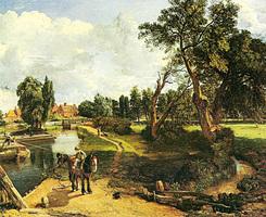 泛舟英國著名風景畫畫家的故鄉 康斯太勃爾鄉村