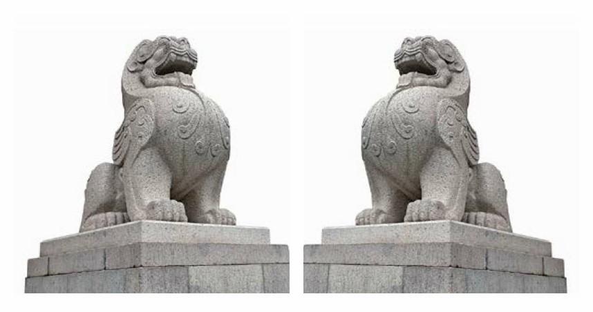【中華文化100個為什麼】為甚麼古代建築前常擺放一對石獅子?