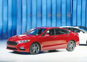轎車和跑車的完美結合 2017 Ford Fusion Sport