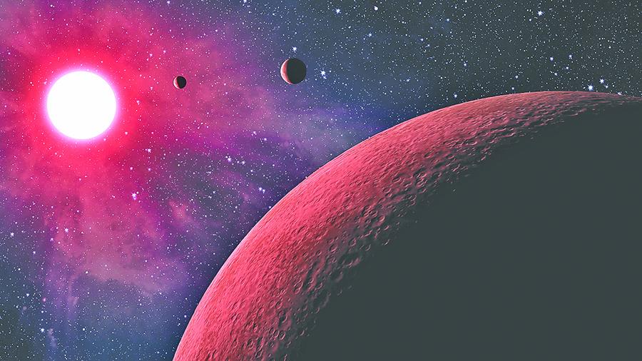 NASA又發現十顆類地行星
