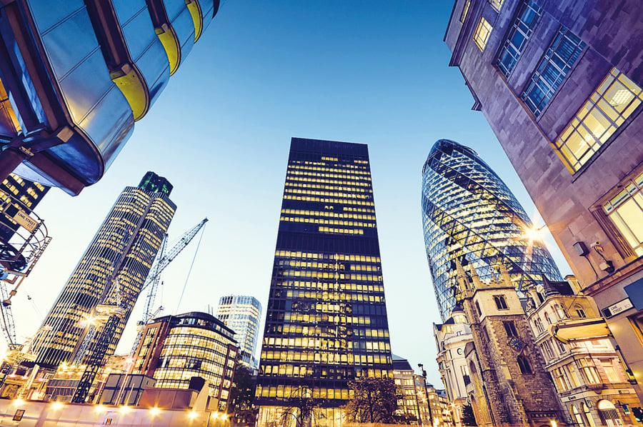 英國樓市短期浮動 長線看好