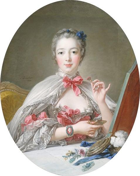 經典恆久  18世紀法國油畫 美國國家美術館展出