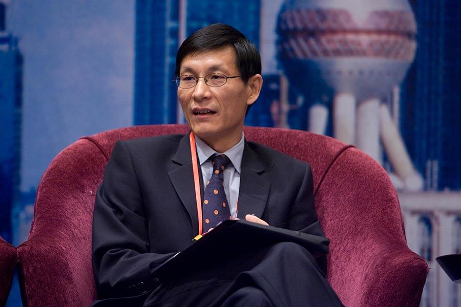 圖為朱鎔基之子、中金公司前CEO朱雲來。(網絡圖片)
