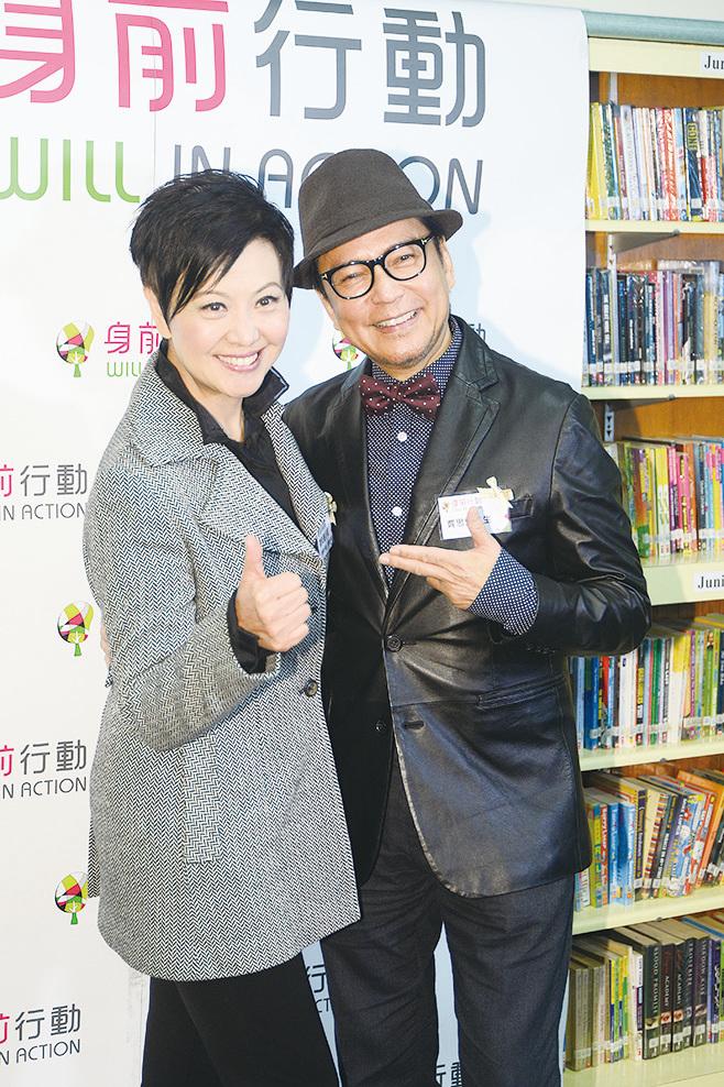賈思樂獲漫畫家王澤贈《老夫子》 明年有意再開演唱會