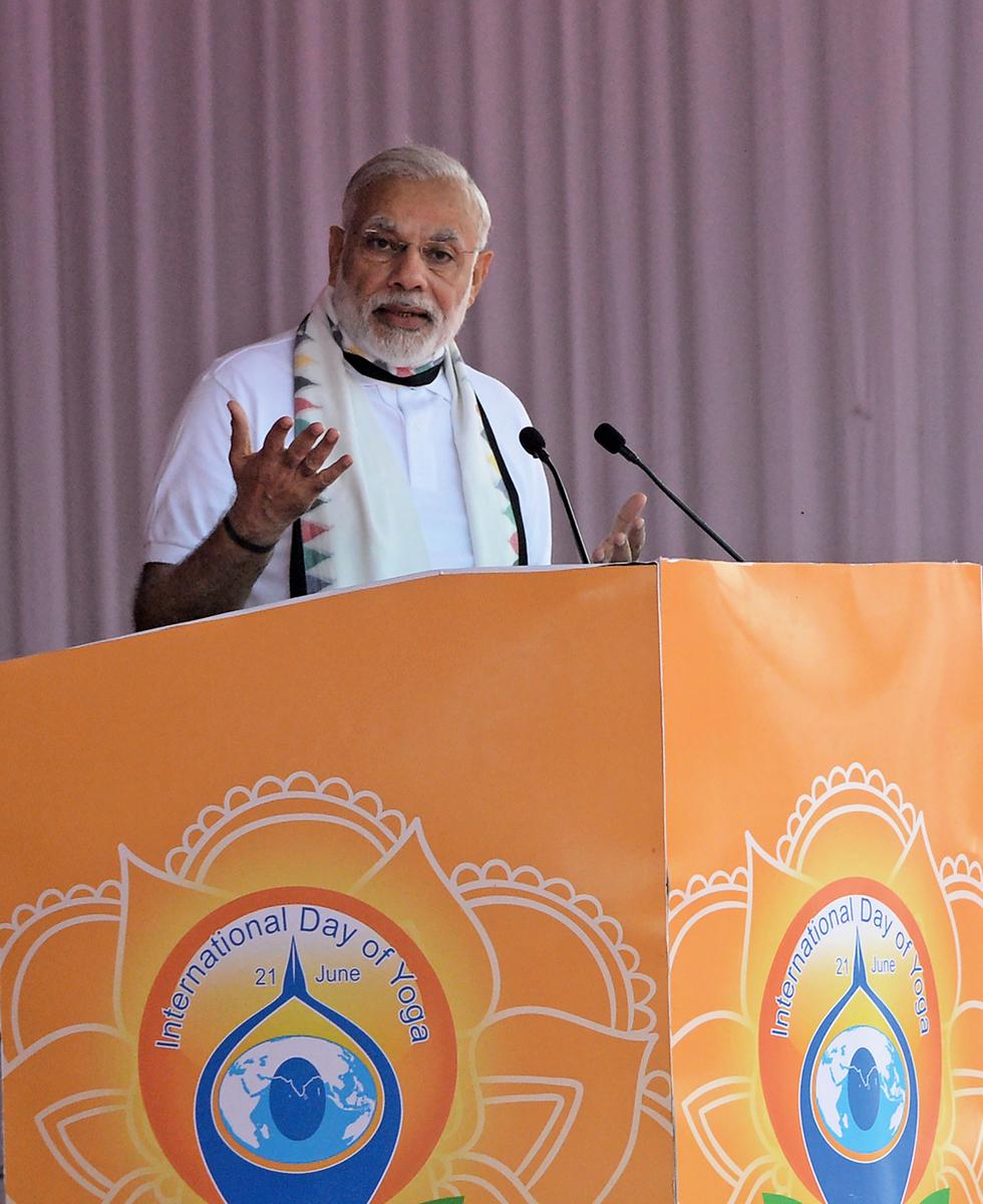 美國總統特朗普周一(26日)在白宮會晤印度總理莫迪(Narendra Modi),旨在加強美印兩國的關係。(Getty Images)