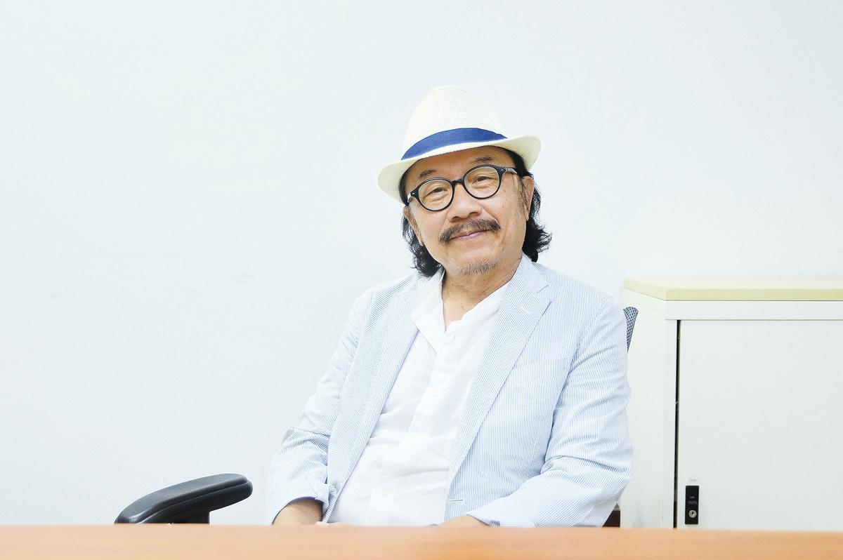 韓連山日前接受《大紀元》專訪,談及香港回歸20年的變化。(宋碧龍/大紀元)