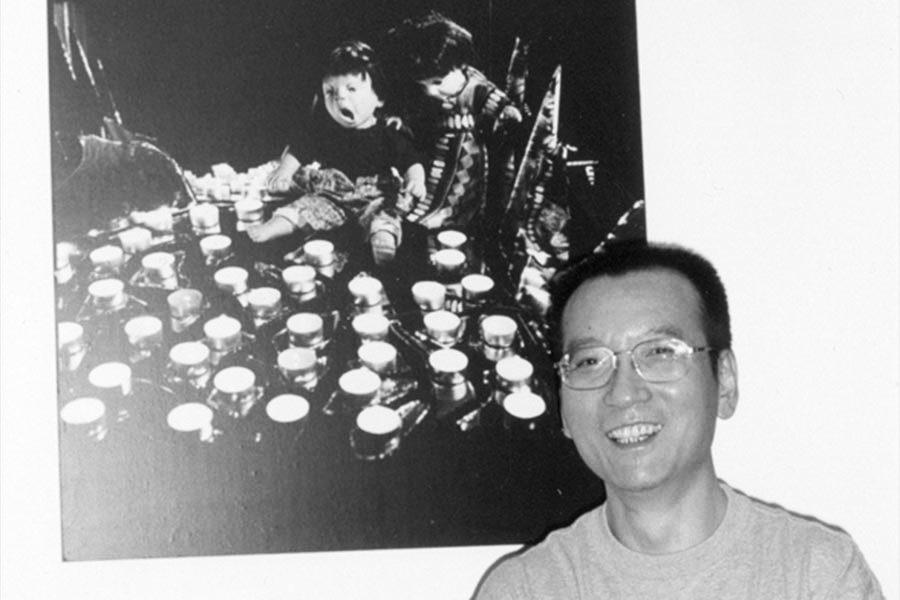 劉曉波患肝癌不治身亡