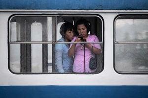 揭秘北韓女人是如何被洗腦的