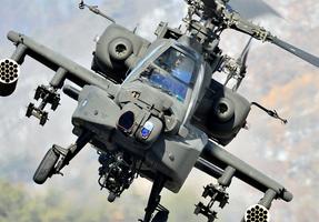 猛虎添翼 美王牌戰機阿帕奇成功測試激光炮