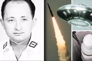 又一美國軍官揭秘UFO癱瘓核彈發射系統