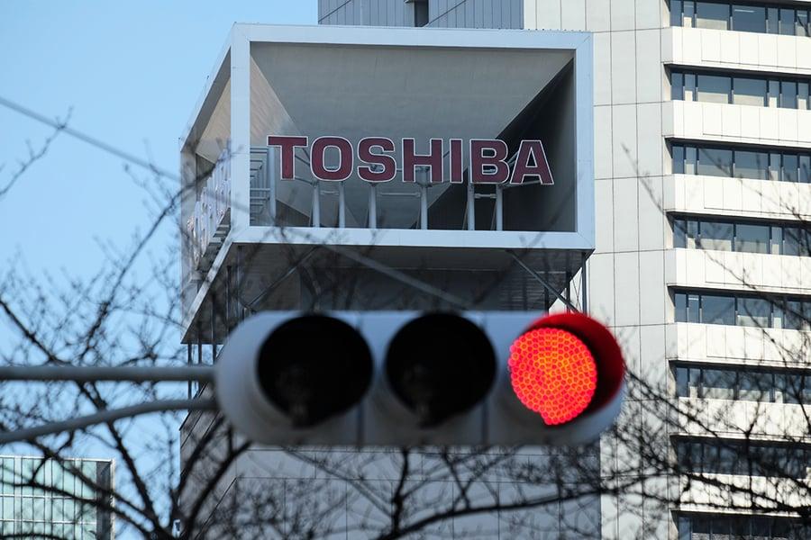 傳東芝將入股出售的晶片事業