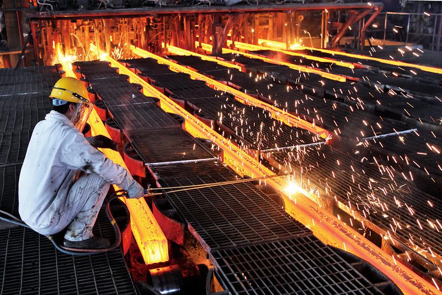 美考慮大規模打擊鋼鐵傾銷