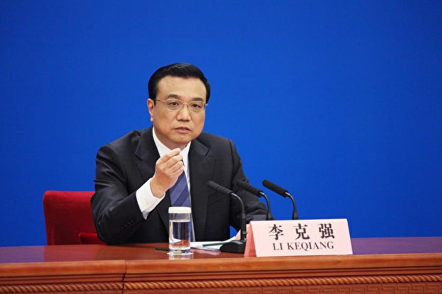 日前李克強在夏季達沃斯論壇年會上坦承,中國經濟保中高速增長有困難。圖為李克強。(ChinaFotoPress/ChinaFotoPress via Getty Images)