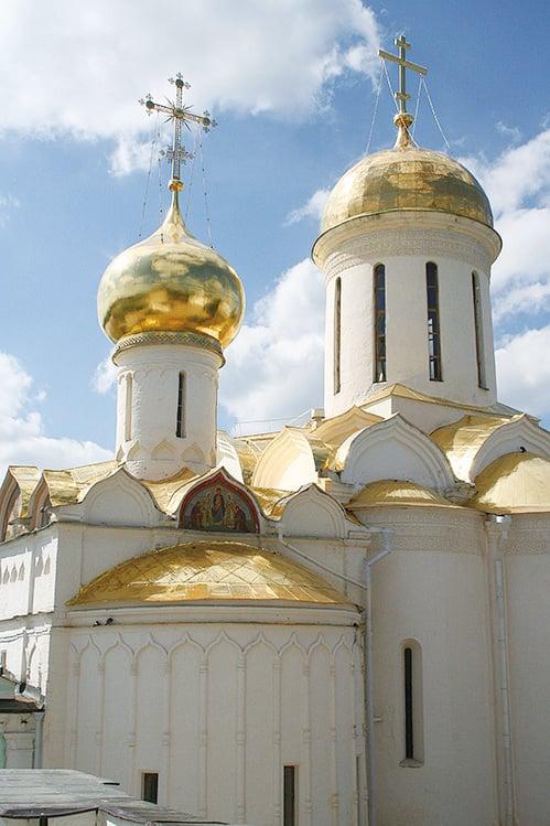 聖三一大教堂。(維基百科)