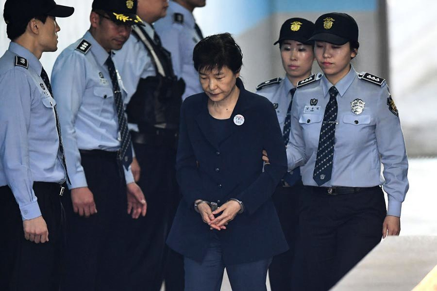 曾下令暗殺金正恩?北韓向朴槿惠發出處決令