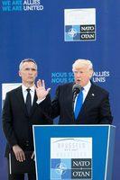 受特朗普敦促 北約各國今年增4.3%軍費