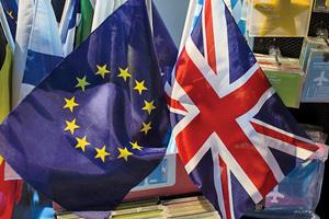 脫歐公投一年 英國無人慶祝