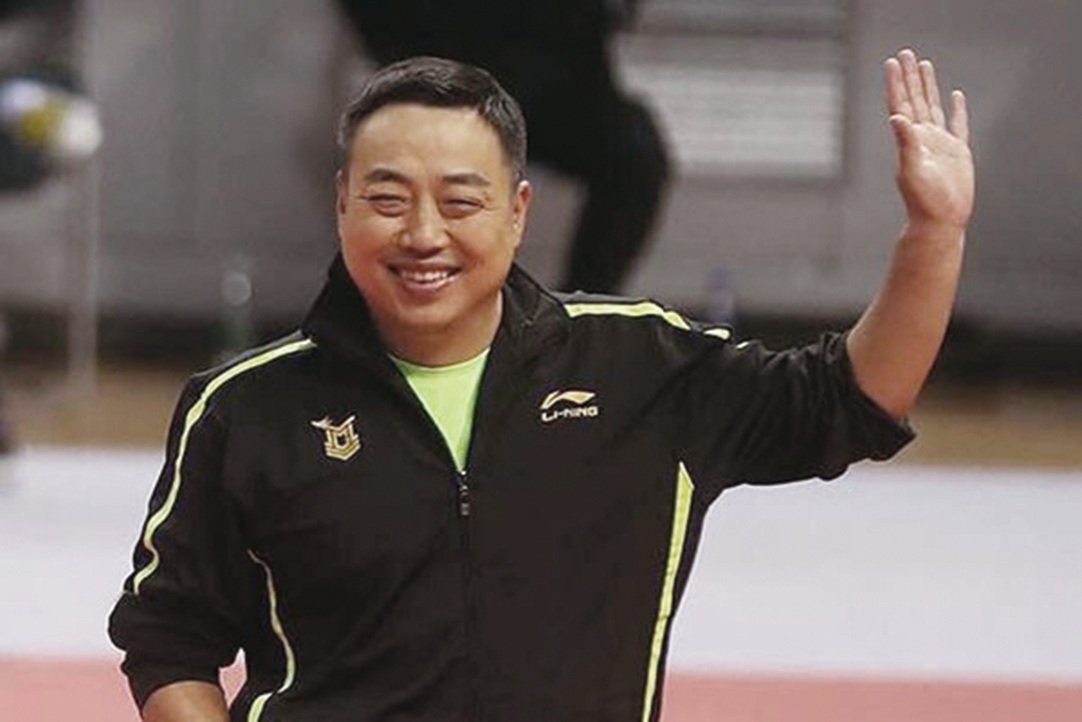 劉國梁卸任國乒總教練引發國乒退賽風波。近日,中共國家體育總局就此召開緊急會議。(網絡圖片)