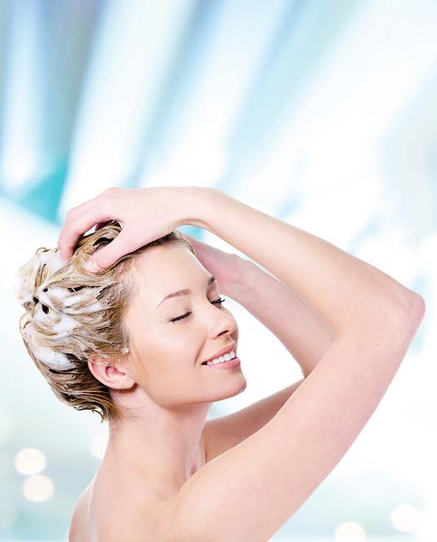 讓頭髮美麗動人的洗髮秘訣