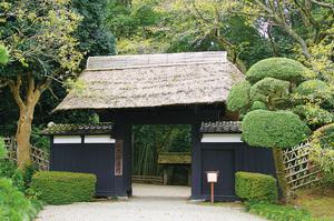 日本三大名園之一  偕樂園及其好文亭