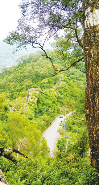 高雄茂林風景區 尋幽踏青好去處