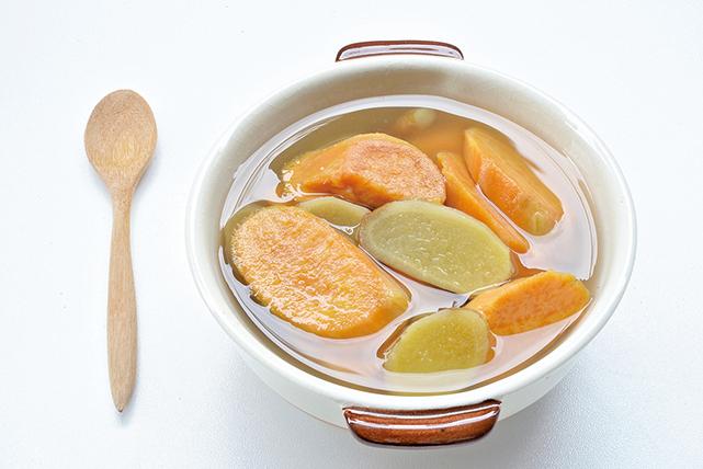 減肥出新招 番薯水或成妙方