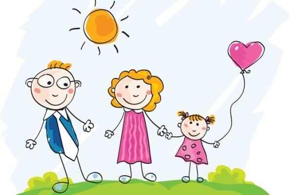 從小孩11種行為看父母身教 漫畫引網絡熱議