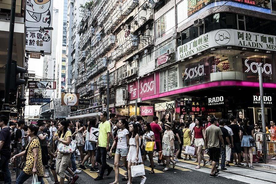 分析:香港經濟20年 社會分化 自主性下降